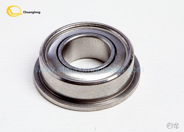 Dispenser Gear Fujitsu Spare Parts , Round Silver Atm Machine Parts